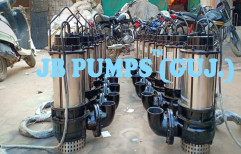 Stainless Steel AC Powered Submersible Sewage Pumps