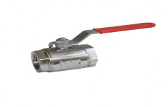 Stainless Steel Ball Valves, For Water
