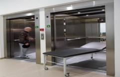 Stainless Steel Modern Hospital Elevator