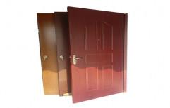 Steel Entrance Door, Thickness: 10-20 Mm, Material Grade: Ss 304