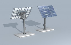 TATA Power Solar Tracker, For Industrial, Capacity: 1Kw-100Kw