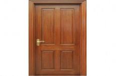 Teak And Sheesham Wooden Door