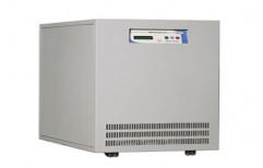 Three Phase 5 KVA 180V Online UPS, for Power Backup