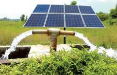 Three Phase High Pressure Solar Water Pump, Warranty: 3 Year