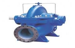 Three Phase Horizontal Centrifugal Pump, Electric