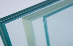 Transparent Laminated Safety Glass