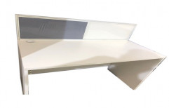 Vlite Furnitech Plpb Modular Office Workstation, Model: VF 333, Size: 4x 2 Ft