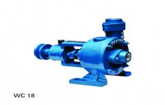 WC 18 Water Circulation & Self Priming Pumps
