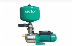 Wilo 0.5 HP Pressure Pump