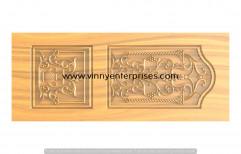 Wood Designer Wooden Door