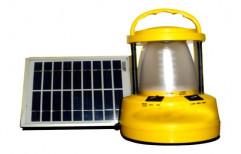 Yellow Solar Lantern