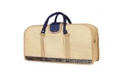Zipper Executive Jute Bag, Capacity: Up to 5 Kg
