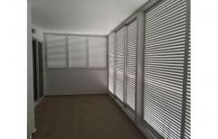 Aluminium Louver Window Condominium