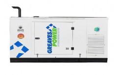 Crompton Greaves Gpaii-40 40 Kva Silent Diesel Generator