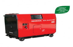 2 Air Cooling Honda Generator, 230 V, Model Name/Number: Ex2400