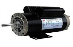 3.7 hp Single Phase 3450 RPM Compressor Duty Motor, Model: 56S34D3.7M