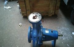 3 Hp Electric Kirloskar End Suction Monobloc Pump, Model Name/Number: KDS-318E