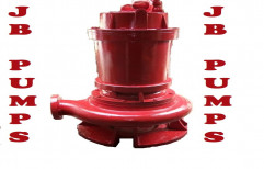 JB PUMPS Three Phase Heavy Submersible Sewage Pump, JBSP, AC Powered