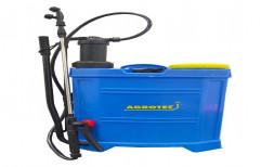 Plastic Knapsack Sprayer Pump, For Agriculture, Capacity: 16 liters