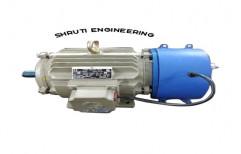 Three Phase 1440 crompton brake motor, 3 Phase
