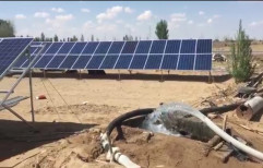 V-Mitra AC 20 Hp Solar Water Pumping System, For agricultural and Commercial, 380-415 V