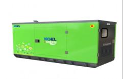10 Kva Koel by Kirloskar Diesel Generator, 3 Phase