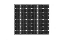Anekarth Solar 60 Watt Monocrystalline Solar Panel