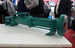 BKS Engineers Bare Shaft Pump