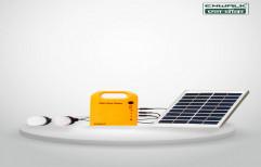 Enwalk Solar Home Light System - 39A, 6v 5w