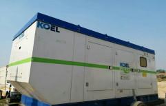 Water Cooling Kirloskar Diesel Generator, For Industrial