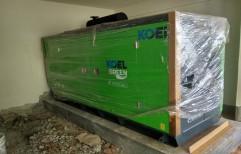 Diesel 82.5kva Kirloskar power generator, For Industrial