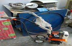Honda 7 Tynes Mini Tiller Cultivator, Working Width: 10 Inch