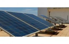 Rooftop Off Grid Tata Solar Power Plant
