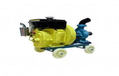 4HP Diesel Pump KisanKraft Model KK-WPD-175, 2 - 5 HP, 4 Stroke
