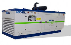 82.5 KVA Kirloskar Silent Diesel Generator