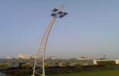 Aluminium And Iron Custom Made Pole