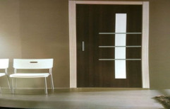 Brown Sunmica Laminated Doors, For Home