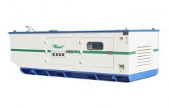 Liquid Cooling 15kVA Kirloskar Silent Diesel Generator