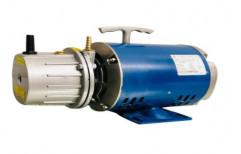 Micronvac Engineers Single Phase Crompton Motor Vacuum Pump, Max Flow Rate: 30 Lpm