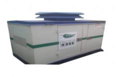 Mild Steel 10Kva Kirloskar Silent Diesel Generator