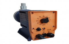 Pvc Single Phase Electromagnetic Metering Dosing Pumps, Air cooled