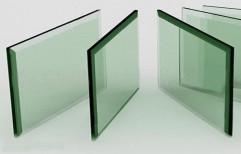 Toughened Window Glass, Shape: Flat, Thickness: 5-10 Mm