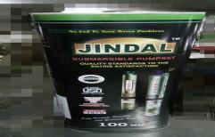 1 H. P - 20 H. P Jindal Submersible, Mild Steel