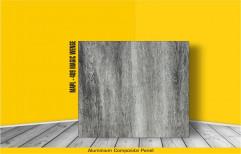 Aluminum Foil & Plastic Magic Wenge Wooden Aluminium Composite Panel MAPL-409