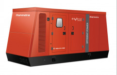 For Industrial 160 KVA Mahindra Silent Diesel Generator