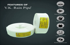 HDPE Cultivation Irrigation Rain Pipe
