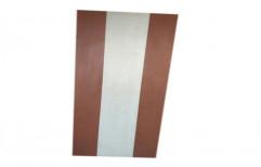 Polished PVC Flush Door, For Home, Interior