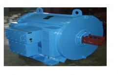 Three Phase Kirloskar High Voltage Motors, IP Rating: IP44