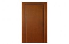 Laminated Brown Wooden Moulded Panel Door