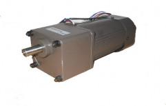 Linix Three Phase 180W Electromagnetic Brake Motor, 415V